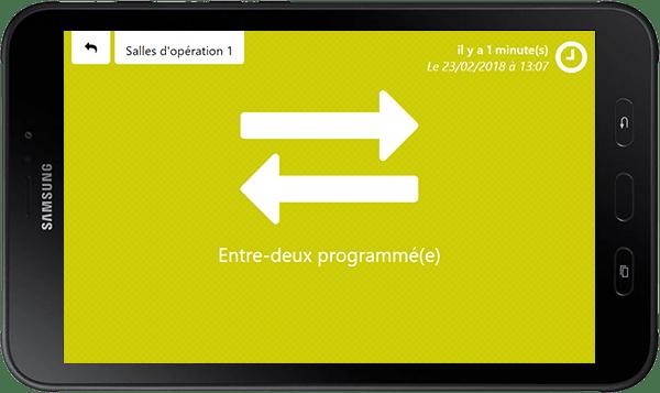 Solution Bloc opératoire Koki Software logiciel traçabilité du nettoyage